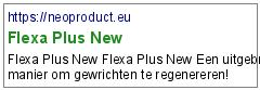 Flexa Plus New